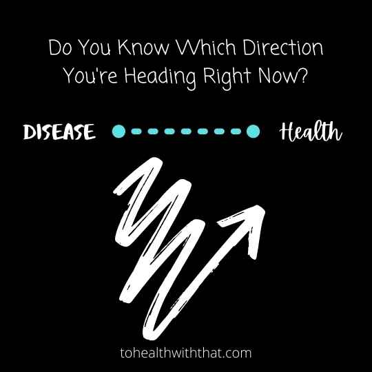 MTHFR red flags - do you know if you're heading toward health or toward disease?