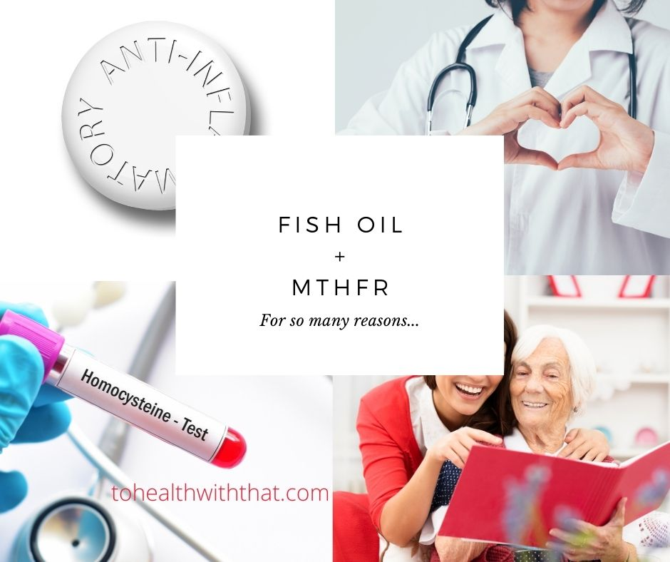 Fish Oil and MTHFR, What Is The Link?
