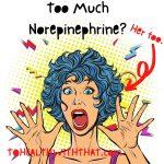 MTHFR and norepinephrine