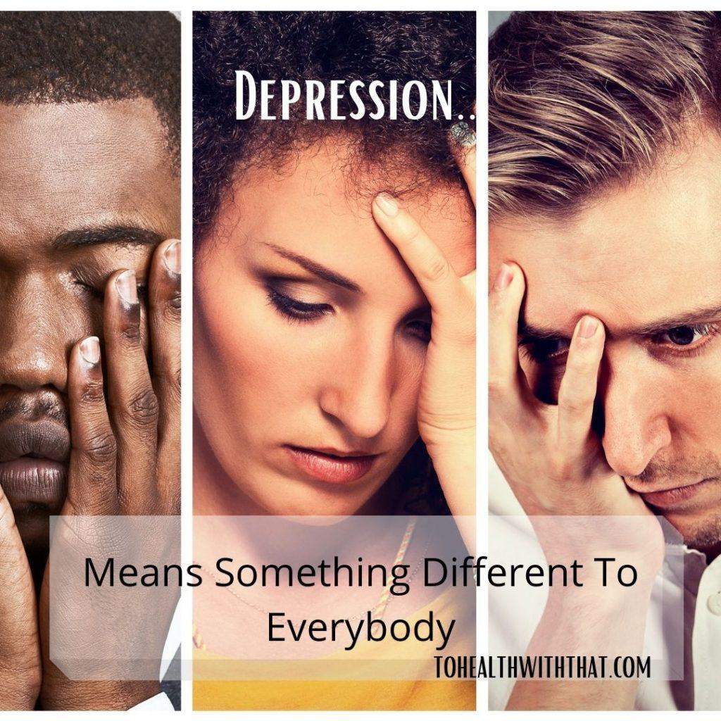 MTHFR and depression