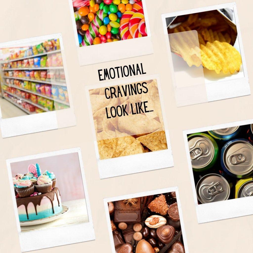 Emotional food cravings look like this