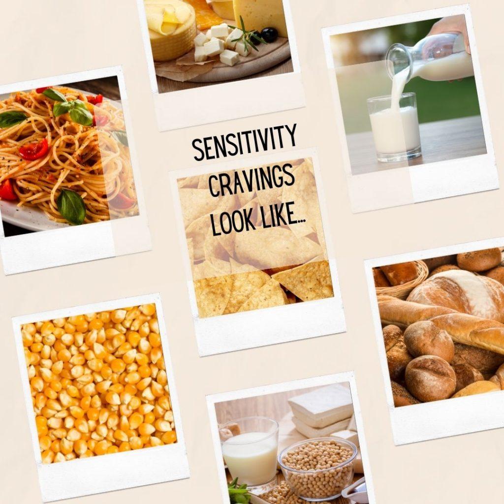 food sensitivity food cravings look like this.