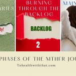 three phases of MTHFR - preliminaries, burning through the backlog, and maintenance.
